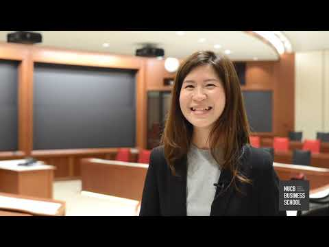 Global Leader Program: NUCB as the Choice Business School @ Paporn (Thailand)