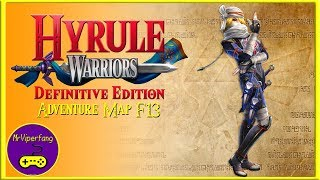 Hyrule Warriors (Switch): Adventure Map F13 -