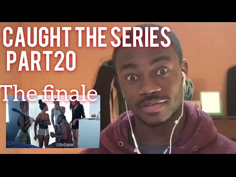 Destorm Caught The Series Part 20 the Finale Reaction video by Schniderwise