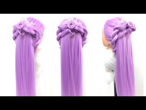 Hairstyles 43 |braids hairstyles\easy hairstyles\cute hairstyles\girls hairstyles\wedding hairstyle