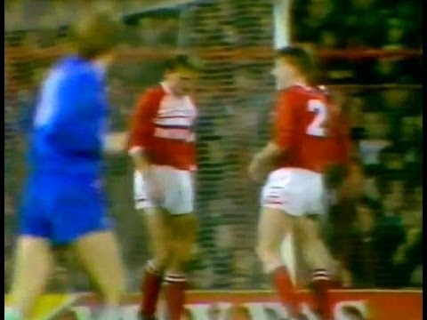 Middlesbrough v Everton 1987-88 Cup 3rd Round Replay RADIO COMMENTARY ALISTAIR BROWNLEE PETER JONES