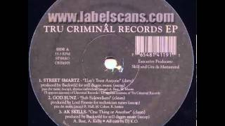 God Sunz & Street Smartz - Verbal Murder (Dirty)