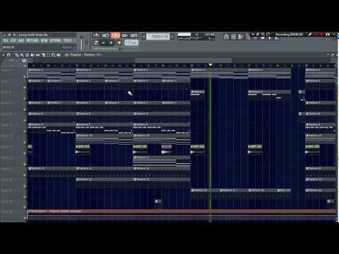 Young Dumb & Broke - Khalid (FL Studio Channel Review)