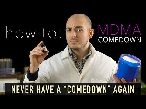 The MDMA Comedown Guide -