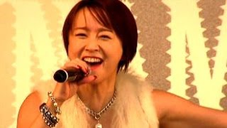 鈴木亜美さんのフリーライブが2015年末に住之江競艇場で開催されました...