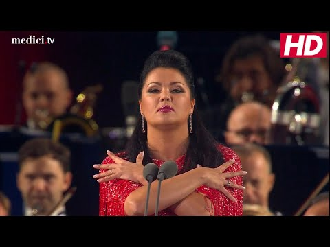 2018 World Cup Gala Concert - Anna Netrebko - Puccini: Turandot