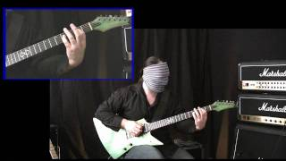 Скачать Learn How To Play Destruction Overdrive By Black Label Society Subway Bandit Lesson