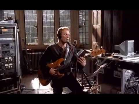Sting-Fields of Gold-