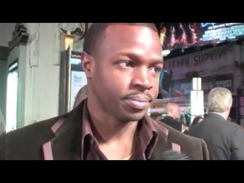 Sean Patrick Thomas Interview - The Fountain