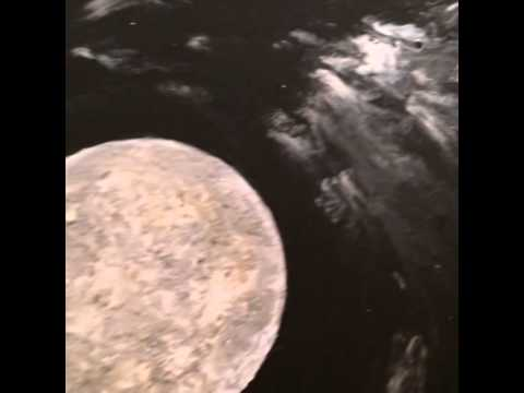 #Moon#Silver#Art#Abstract#Painting#FineArt#ModernArt#Colors#Donia2015