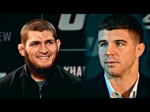 Al Iaquinta explains how scary Khabib Nurmagomedov is...  Khabib vs Al Iaquinta UFC 223
