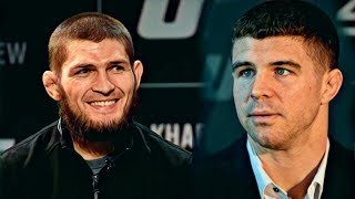 Al Iaquinta explains how scary Khabib Nurmagomedov is...  Khabib vs Al Iaquinta UFC 223