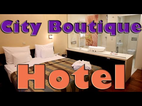 Hotels in Sarajevo, Bosnia & Herzegovina :City Boutique Hotel