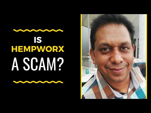 Is HempWorx A Scam? Watch This Before Signing Up!