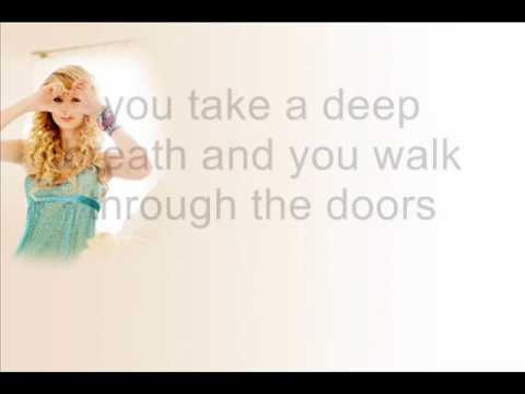 Taylor Swift Fifteen (Lyrics)