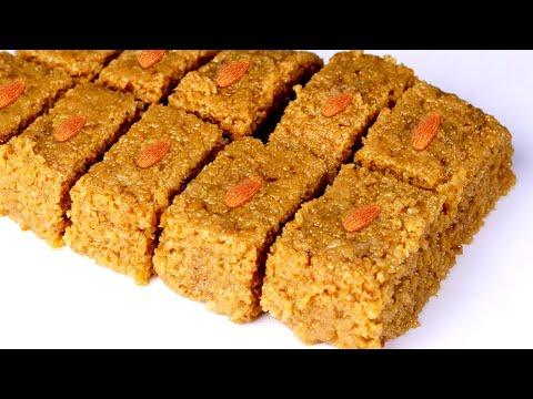 Milk Cake Recipe || How To Make Milk Cake At Home || Baking Recipe || Live Food