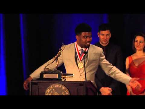 85th Annual AAU Sullivan Award Winner - Ezekiel Elliott