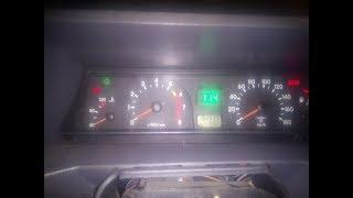 Установка вольтметра в авто славута , РАЗБОРКА панели приборов СЛАВУТА (с тахометром)