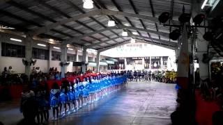 Grade 10 HFS Cheerdance performance