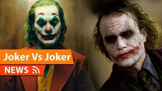 Joaquin Phoenix Vs Heath Ledger Joker According to JOKER Director