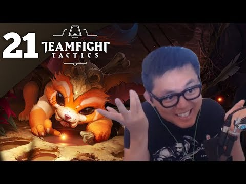 MOST OP GNAR EVER - Can it Carry?? | Amaz Teamfight Tactics