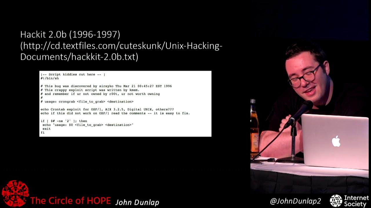 The Origin of Script Kiddie - Hacker Etymology