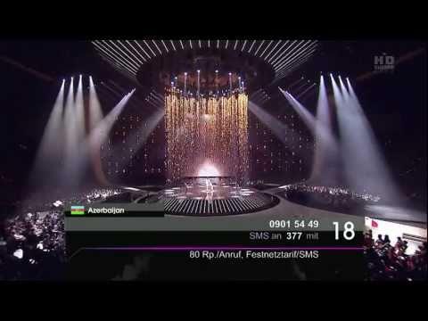 Eurovision 2011 WINNER - Ell/Nikki - Running Scared - Live - HD.