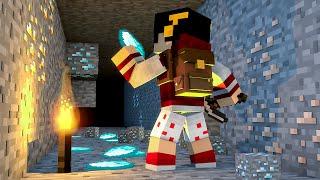 Minecraft: A PROVA DIA 2 - DIAMANTES ‹ AMENIC ›