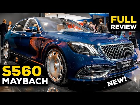 2020 MERCEDES MAYBACH S560 V8 FULL Review Better Than ROLLS ROYCE?! Luxury Interior Exterior 4K