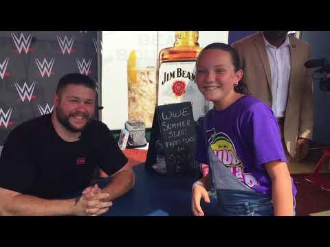 Meet & Greet with WWE Superstar Kevin Owens during Summer Slam Weekend