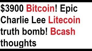Video Boring Bitcoin, lots of Litecoin thoughts, Charlie Lee's crypto-rankings, Monero, Decred download MP3, 3GP, MP4, WEBM, AVI, FLV Februari 2018