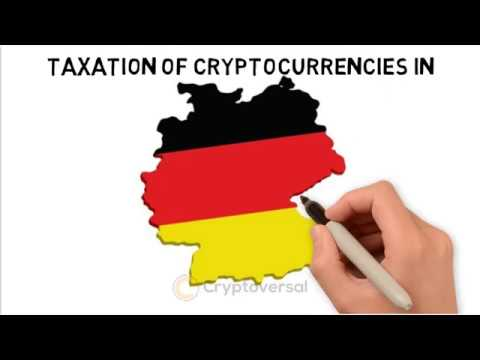 Taxation Of Cryptocurrencies In Germany