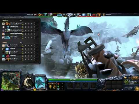 Mineski vs Fnatic - Game 2 - Frankfurt Major Hub - WinteR, GoDz, Merlini