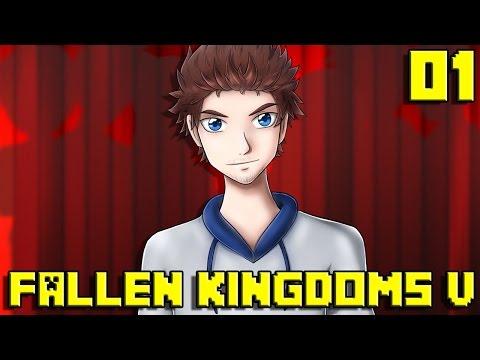Fallen Kingdoms V #01 : QUATRE ÉQUIPES ALÉATOIRES EN 1.9 !