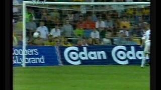 Брондбю - Динамо Киев 1997
