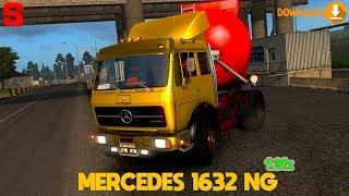 "[""Euro truck Simulator 2"", ""Ets2.lt"", ""Ets2"", ""SiMoN3"", ""Mr. GermanTruck"", ""subscribe"", ""like"", ""1.31x"", ""2018"", ""old truck"", ""truck"", ""truck mod"", ""modding"", ""ets2 mod"", ""ets2 truck"", ""Mercedes"", ""Merecedes Truck"", ""Mercedes 1632 NG"", ""Best mod"", ""SCSoft"