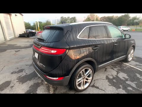 2017 Lincoln MKC Johnson City TN, Kingsport TN, Bristol TN, Knoxville TN, Ashville, NC P170809