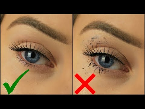 How To: Stop Mascara Smudging | Beginners Guide | Eimear McElheron