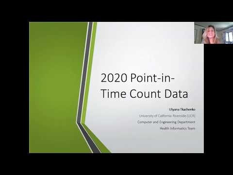 Part 3: 2020 Riverside County Community Debrief Homeless Point in Time Count
