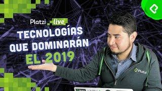 Lenguajes y tecnologías más rentables para 2019 | PlatziLive