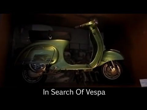 In Search Of Vespa