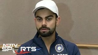 India missing experience to win games vs Australia, says Virat Kohli(In spite of trailing 4-0 in the five-match ODI series against Australia, Virat Kohli said on Friday that India were motivated enough and morale was not low., 2016-01-22T08:40:05.000Z)
