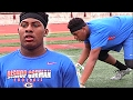6'6 DE | Adam Plant Jr '18 | Bishop Gorman (NV) Junior Year Spotlight | 2017