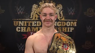 Tyler Bate recalls an epic UK Tournament: WWE Network Pick of the Week, Jan. 20, 2017