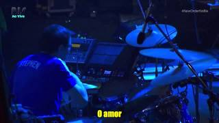 NEW ORDER - LOVE WILL TEAR US APART @ LOLLAPALOOZA BRASIL 2014