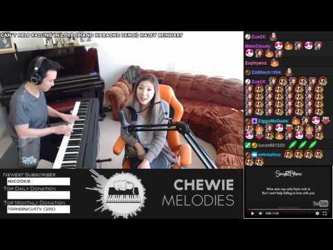 Fuslie X ChewieMelodies Collaboration Stream!