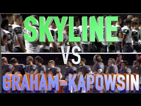 Skyline vs Graham Kapowsin: HSFB Washington - UTR
