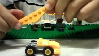 Часть 2 как сделать машинку и трактор из лего(Если будет лагать простит., 2015-12-02T07:20:08.000Z)