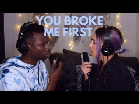 Tate McRae – you broke me first // One Republic x Timbaland – Apologize (Ni/Co Cover)