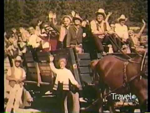 Bonanza TV Road Trip 2002